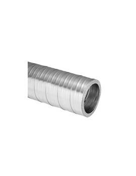 Spiralfalzrohr, isoliert 25mm